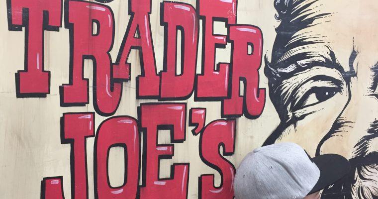 Field Trip Fun – Art at Trader Joe's!